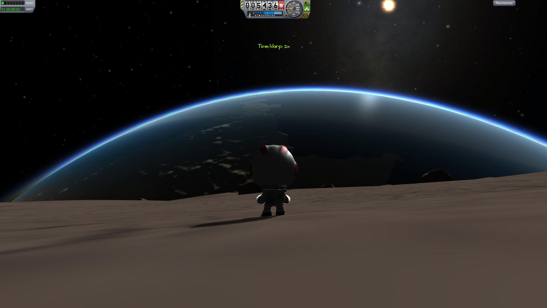 kerbal space program monolith floating - photo #9