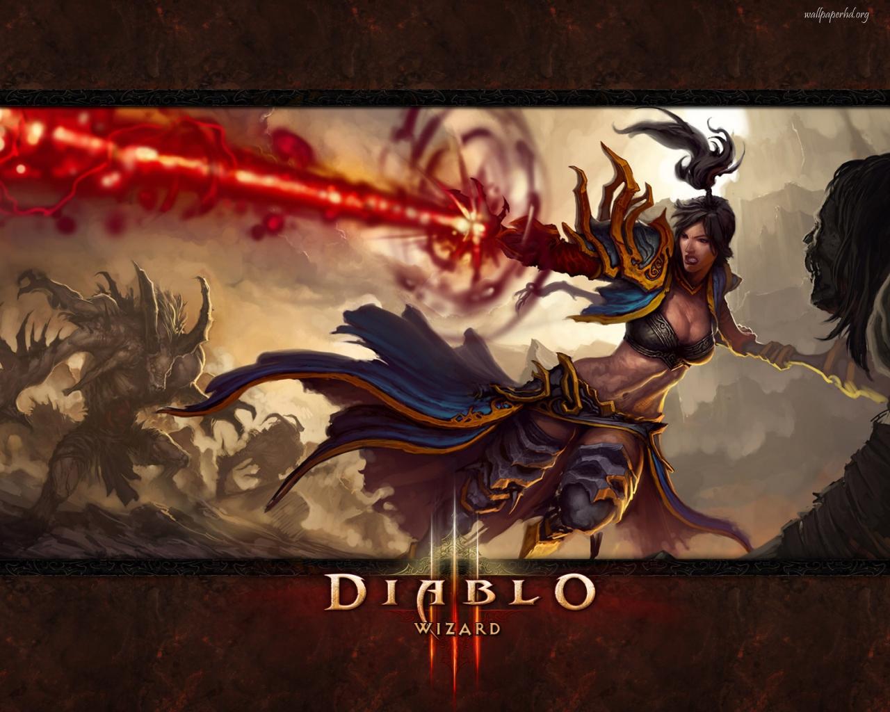 Diablo 3 High Damage Wizard Build