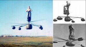 De Lackner HZ-1 Aerocycle Flying Platform