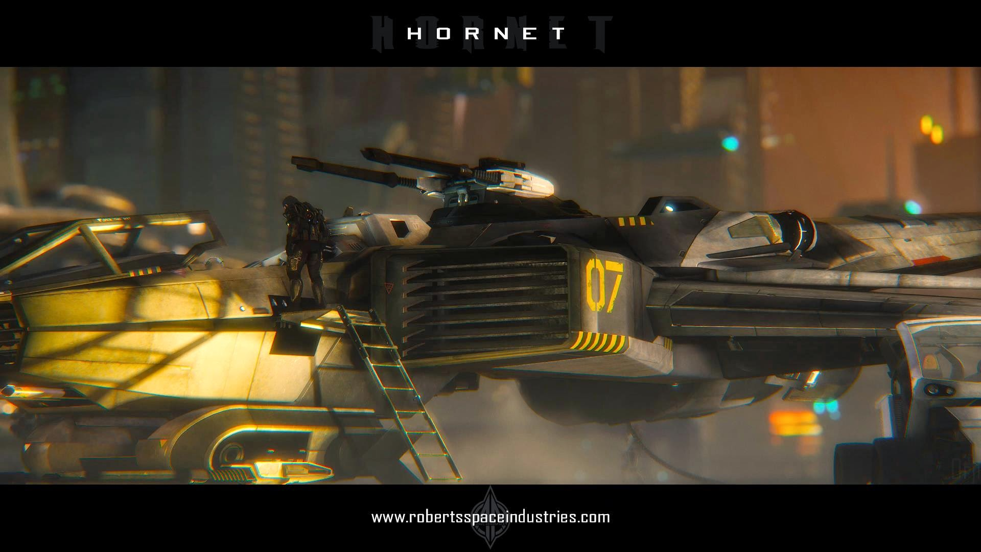 hornet loadouts