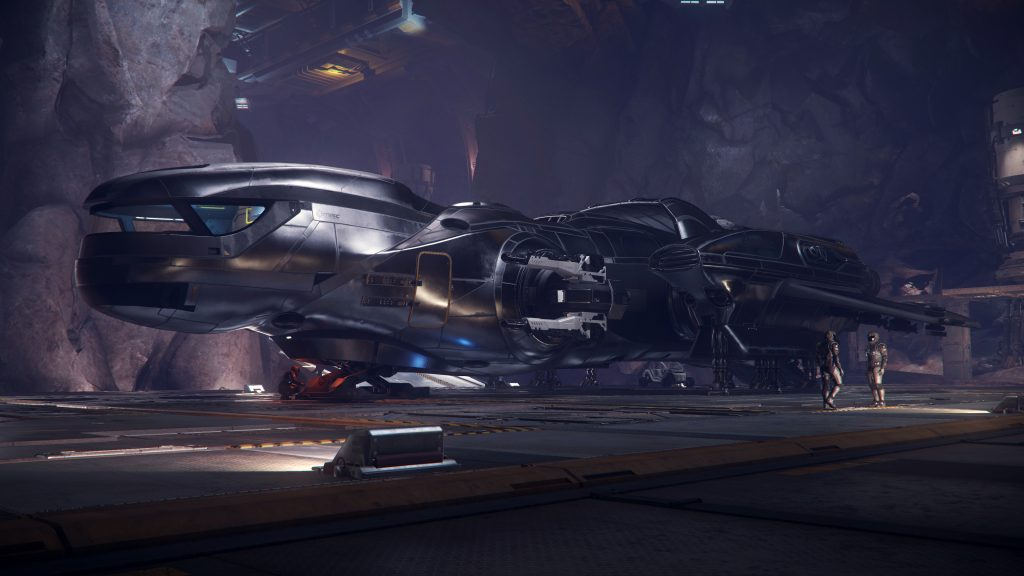Star Citizen Alpha 2.1