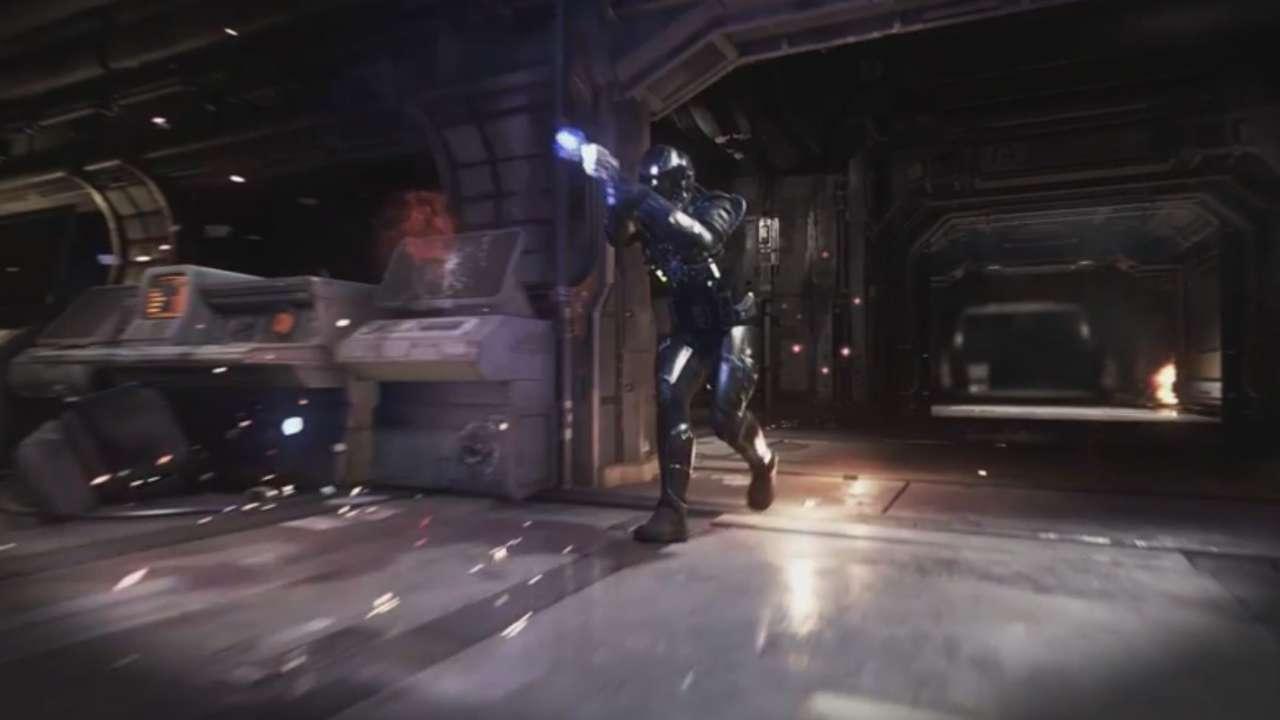 Star Citizen First-Person Shooter Combat