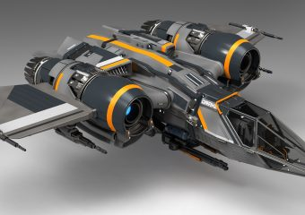 Drake Interplanetary Buccaneer